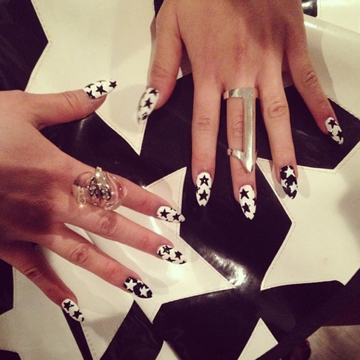 30 Nail Art Designs to Celebrate NYFW