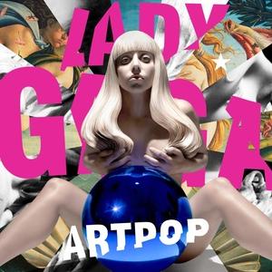 Lady Gaga to Sell <i>ARTPOP</i> Through H&M