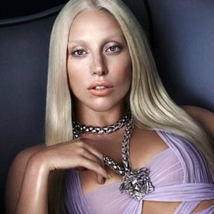 Lady Gaga Joins New Versace Campaign