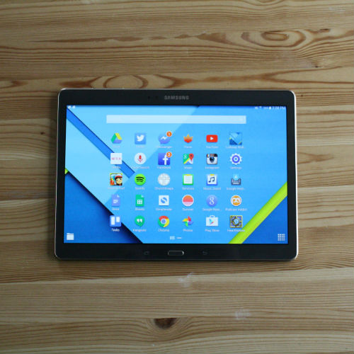 Samsung Galaxy Tab S 10.5 Review: A Step in the Right Direction