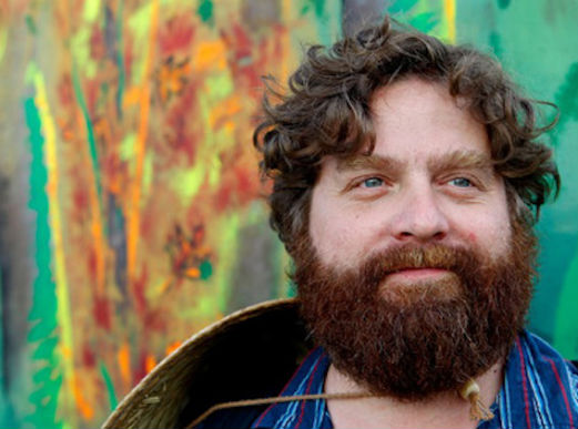 Zach Galifianakis to Star in Louis C.K. Comedy Pilot
