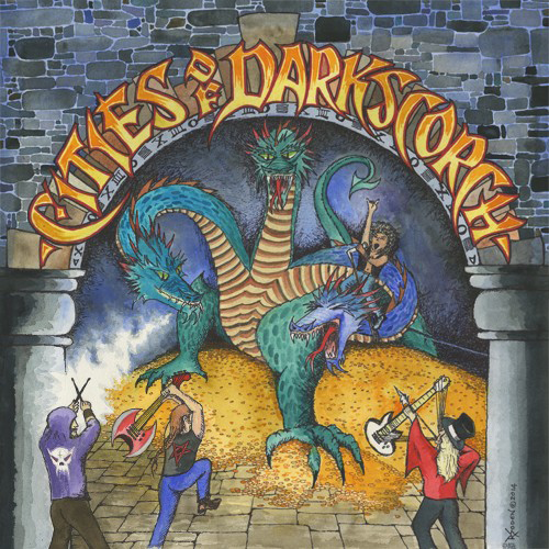 Numero Group Announces Rock Compilation, <i>Dungeons & Dragons</i>-Based Board Game