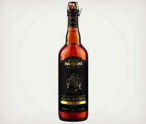 Ommegang's Larry Bennett Talks <i>Game of Thrones</i> Iron Throne Blonde Ale
