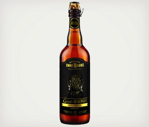 Ommegang's Larry Bennett Talks <i>Game of Thrones</i> Iron Throne Blonde Ale