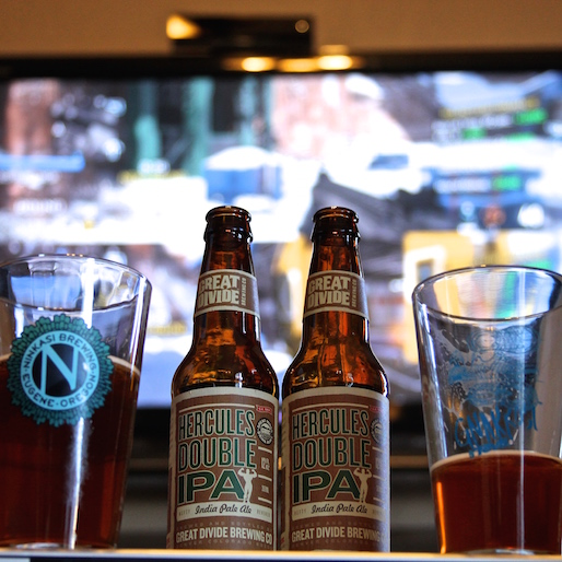 Gamer Buzz: Call of Duty Advanced Warfare and Great Divide Brewing Company's Hercules Double IPA