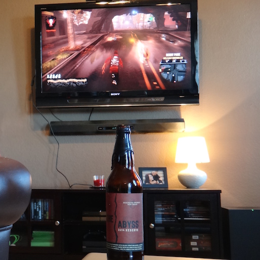 Gamer Buzz: Infamous: Second Son and Deschutes The Abyss Imperial Stout