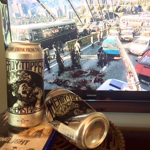 Gamer Buzz: Pairing Dying Light and The Alchemist's Heady Topper