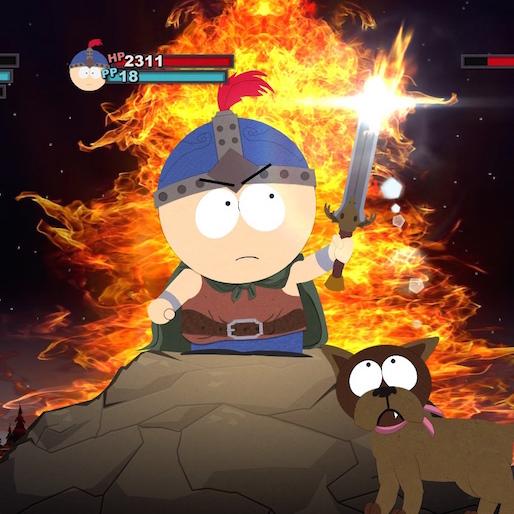 Gamer Buzz: South Park Meets Santa's Little Helper