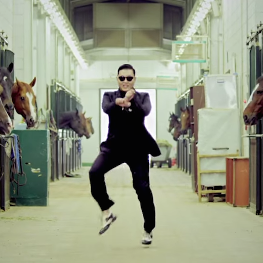 Gangnam Style Breaks YouTube's View Counter
