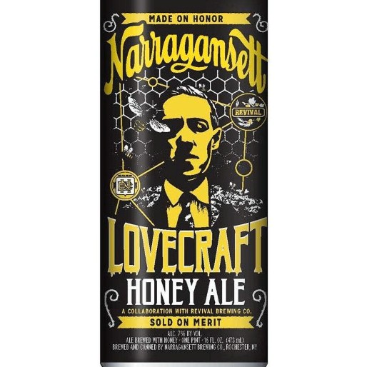 Narragansett Lovecraft Honey Ale Review