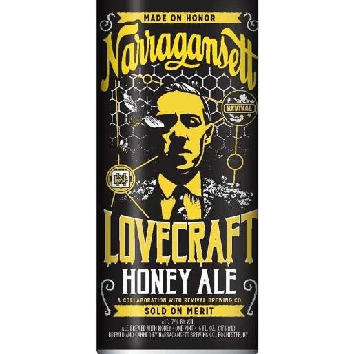 Narragansett Lovecraft Honey Ale Review