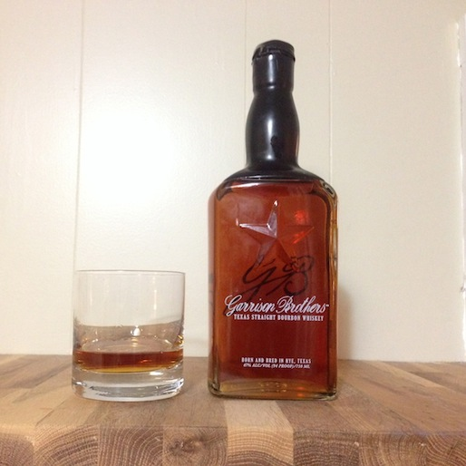 Garrison Brothers Texas Straight Bourbon Review