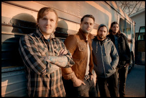 Listen to The Gaslight Anthem's New Track &quot;Teenage Rebellion&quot;