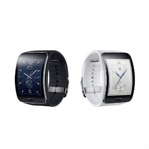 Samsung Announces the Gear S, Another New Smartwatch