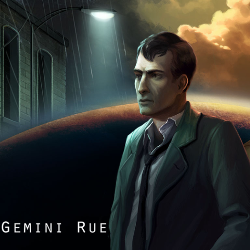 Mobile Game of the Week: <i>Gemini Rue</i> (iOS)