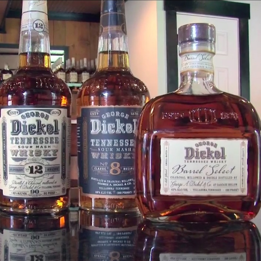 Tennessee Whisky and BBQ: A Dinner With George Dickel