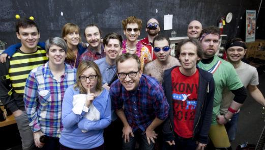 "In Attendance at SF Sketchfest: Doug Benson, Chris Gethard and ""Purple Rain"""