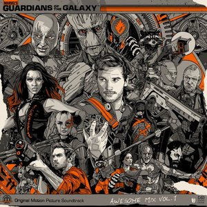 <i>Guardians of the Galaxy</i> Deluxe Vinyl to Feature Tyler Stout Artwork, Screen-Printed Packaging