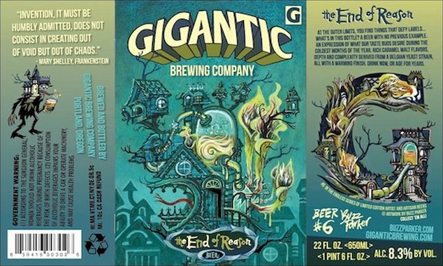 10 Beautiful Beer Labels