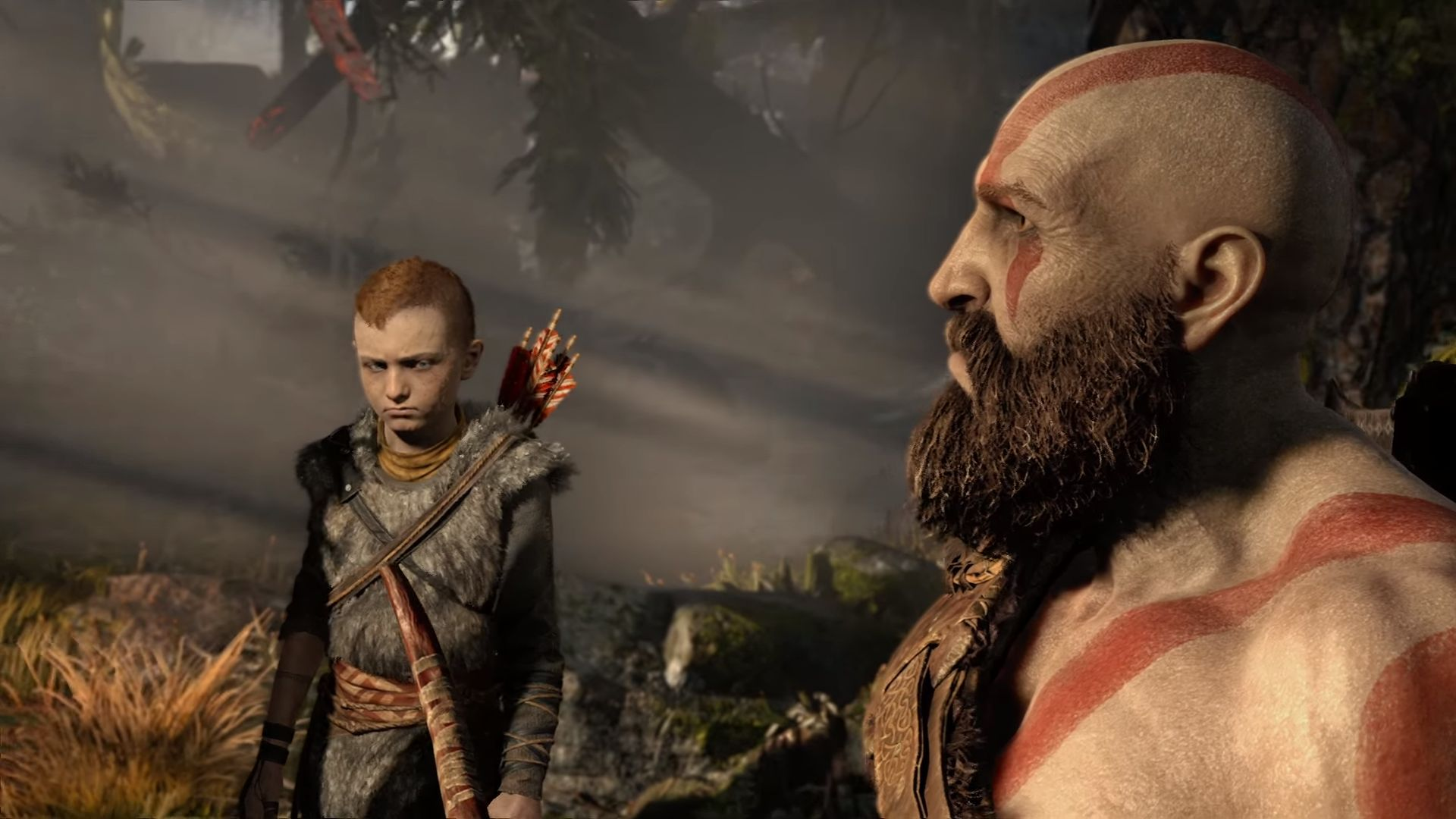 God of war 3 sex mini game