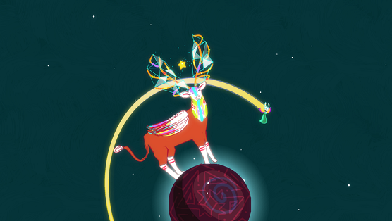 <em>Gravity Ghost</em> Review: Stars and Science Forever