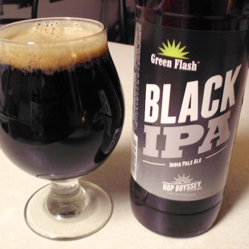 Green Flash Black IPA Review