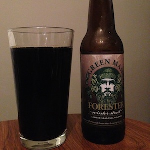 Green Man Forester: The Beer That Makes You Want To Grow A Beard