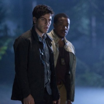 "<i>Grimm</i> Review: ""The Other Side"" (Episode 2.08)"