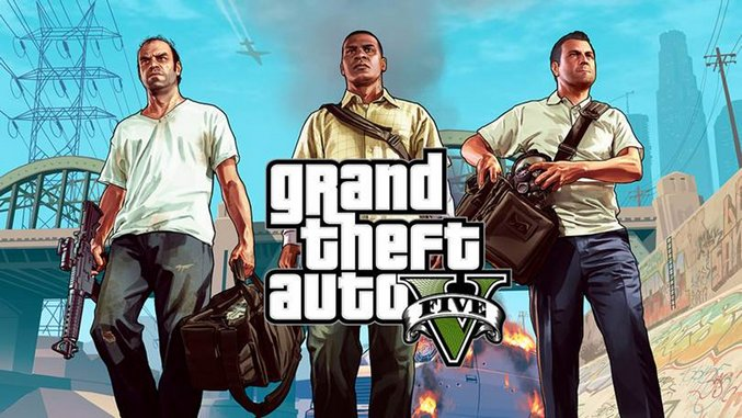 Grand Theft Auto V 1.03 Update — Patch, Comes With Various Fixes
