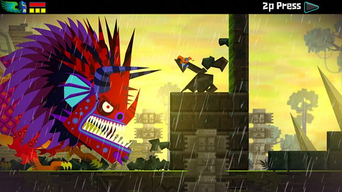 <em>Guacamelee</em> Review (PS3/Vita)
