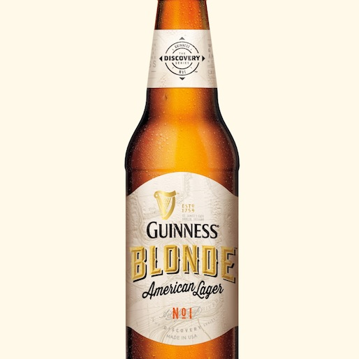 Guinness Blonde American Lager Review
