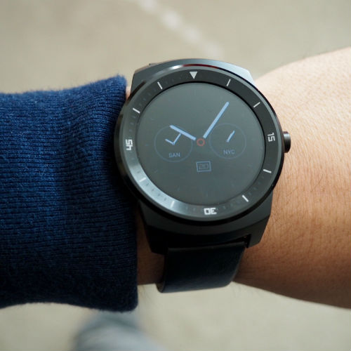 LG G Watch R Review: The Second Round Smartwatch