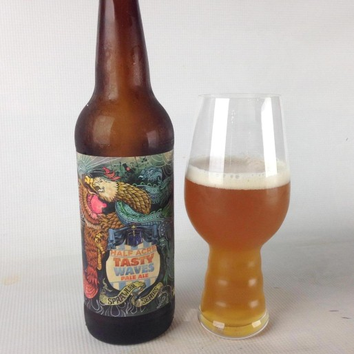 Half Acre Tasty Waves Pale Ale Review