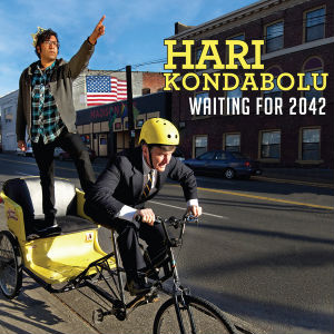 Hari Kondabolu Review: <i>Waiting for 2042</i>