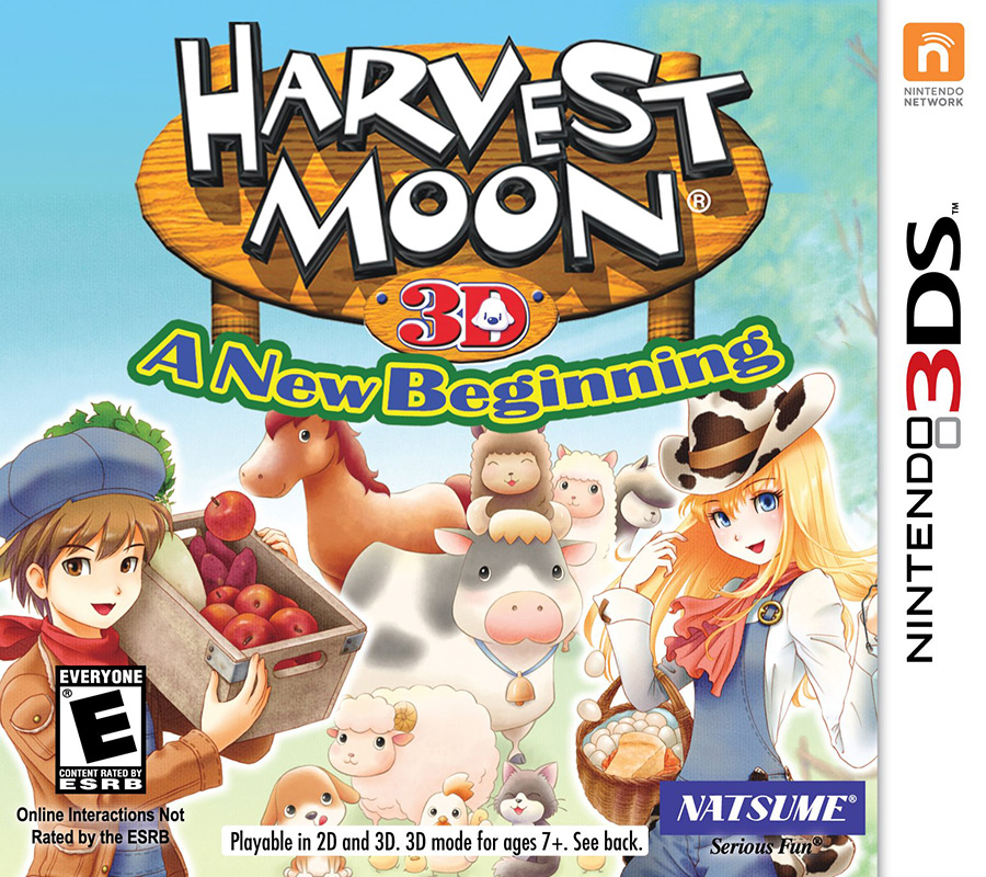 5 Harvest Moon Games You Should Try if You Like Stardew Valley