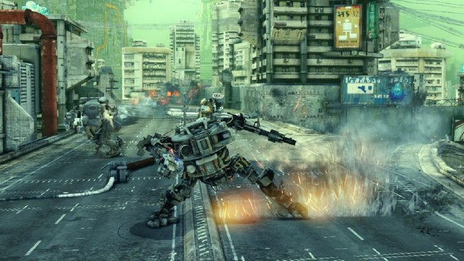 <em>Hawken</em> Review (PC)