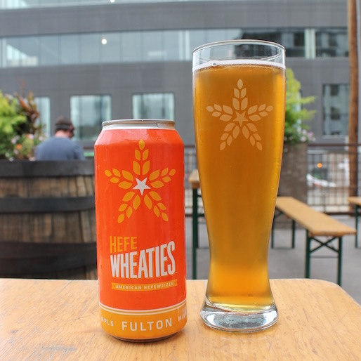 Fulton Brewing Company HefeWheaties Review