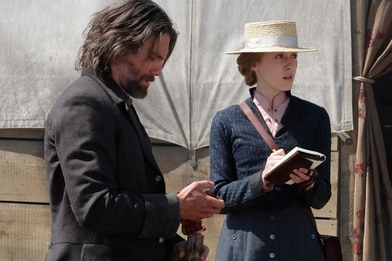"<i>Hell on Wheels</i> Review: ""Big Bad Wolf""/""Eminent Domain"" (Episodes 3.01 & 3.02)"