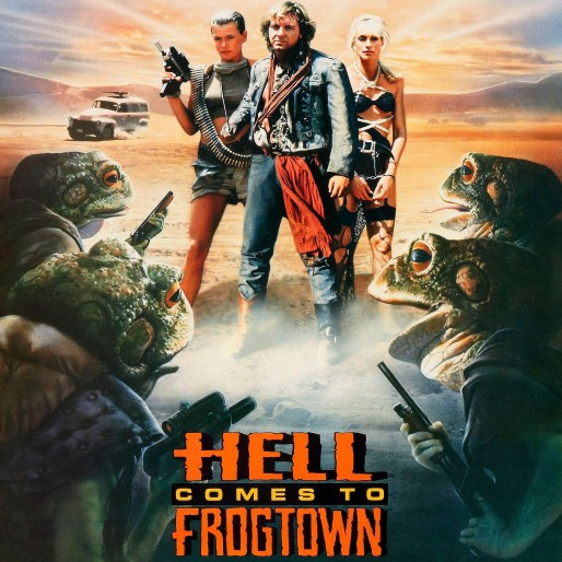 Of Dreck & Drink: <i>Hell Comes to Frogtown</i> and Wild Heaven Emergency Drinking Beer