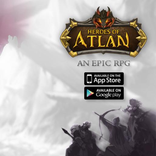 Mobile Game Review: Heroes of Atlan