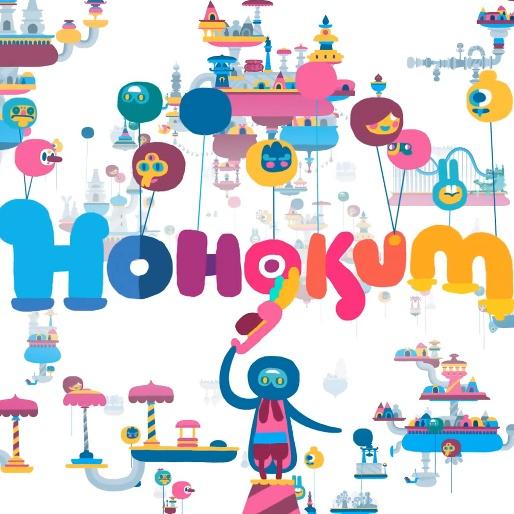 Talking <em>Hohokum</em> With Designer Ricky Haggett and Artist Richard Hogg