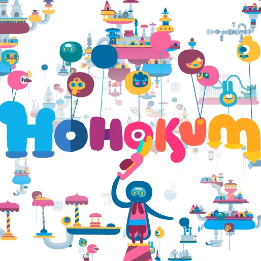 Talking <em>Hohokum</em> With Designer Ricky Haggett and Artist Richard Hogg
