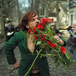 &lt;i&gt;Holy Motors&lt;/i&gt;