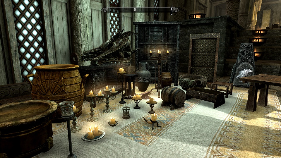 Home Decor Skyrim