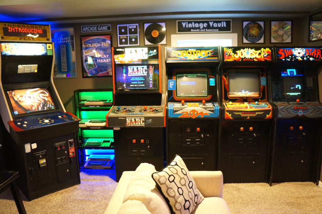 Creating the Perfect Home Gameroom Games Lists Paste