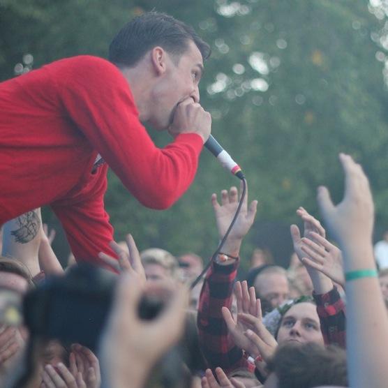 Øya Festival 2015: Day Two - Run the Jewels, Honningbarna, Florence & The Machine