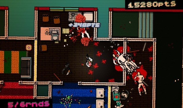 <em>Hotline Miami</em> Review (PC)