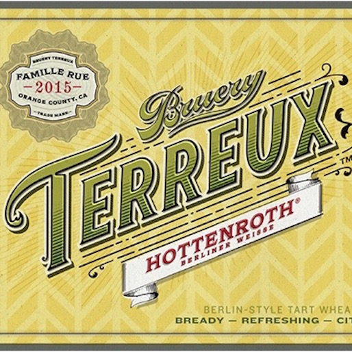 The Bruery Terreux Hottenroth Review