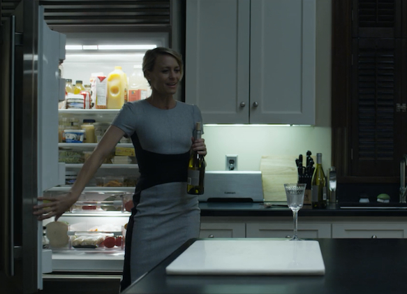 Style Guide: An Ode to Claire Underwood's Power Dress Code ...