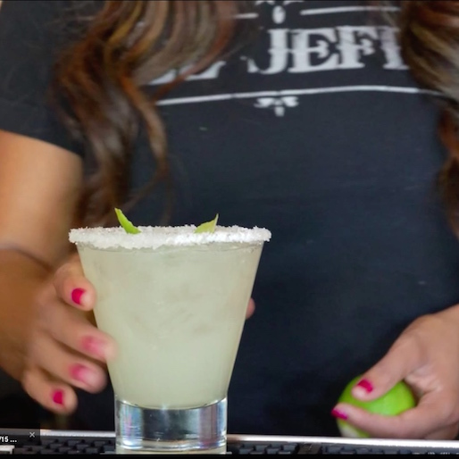 How to Make the Perfect Margarita: A Video Tutorial